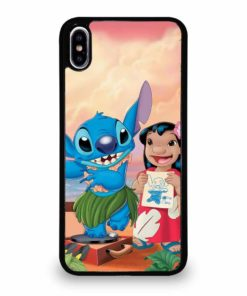 LILO AND STITCH DISNEY iPhone XS Max Case