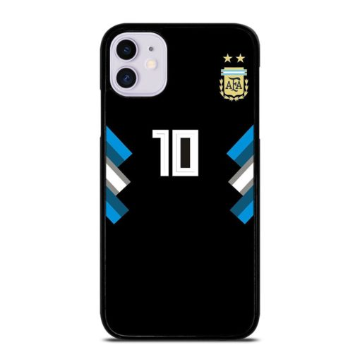 Lionel Messi Argentina National Football iPhone 11 Case