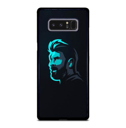 Lionel Messi Art Samsung Galaxy Note 8 Case