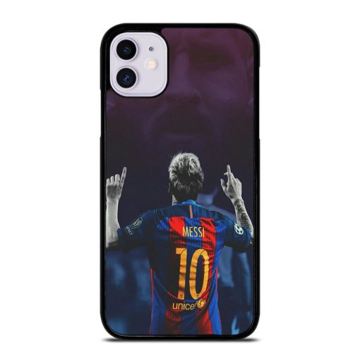 Lionel Messi Celebration iPhone 11 Case