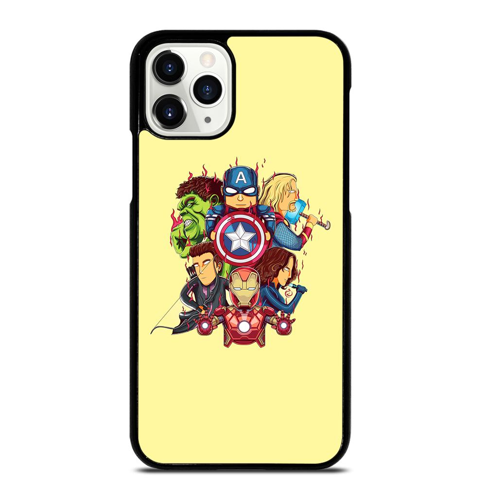 LITTLE AVENGERS iPhone 11 Pro Case