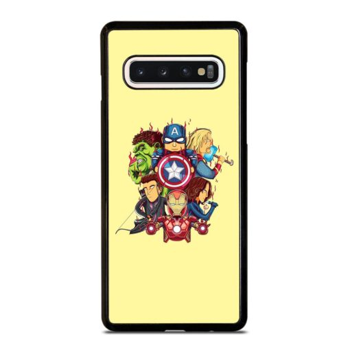 LITTLE AVENGERS Samsung Galaxy S10 Case Cover
