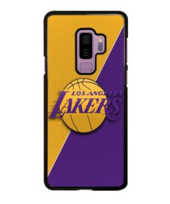 Los Angeles Lakers Icon Samsung Galaxy S9 Plus Case