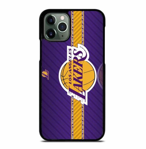 LOS ANGELES LAKERS LOGO iPhone 11 Pro Max Case