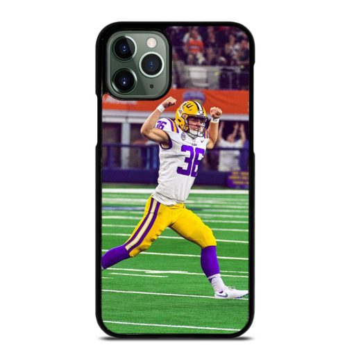 LSU Tigers Cole Tracy iPhone 11 Pro Max Case