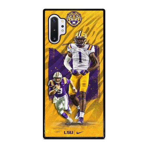 LSU TIGERS FOOTBALL Samsung Galaxy Note 10 Plus Case