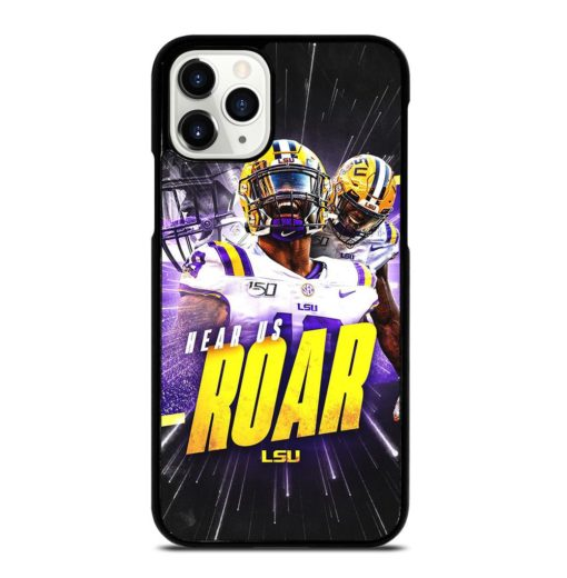LSU Tigers Roar iPhone 11 Pro Case