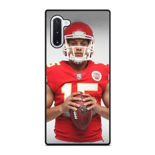 Mahomes KC Chiefs NFL Samsung Galaxy Note 10 Case