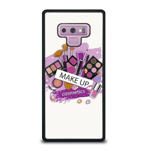 MAKE UP COSMETICS Samsung Galaxy Note 9 Case