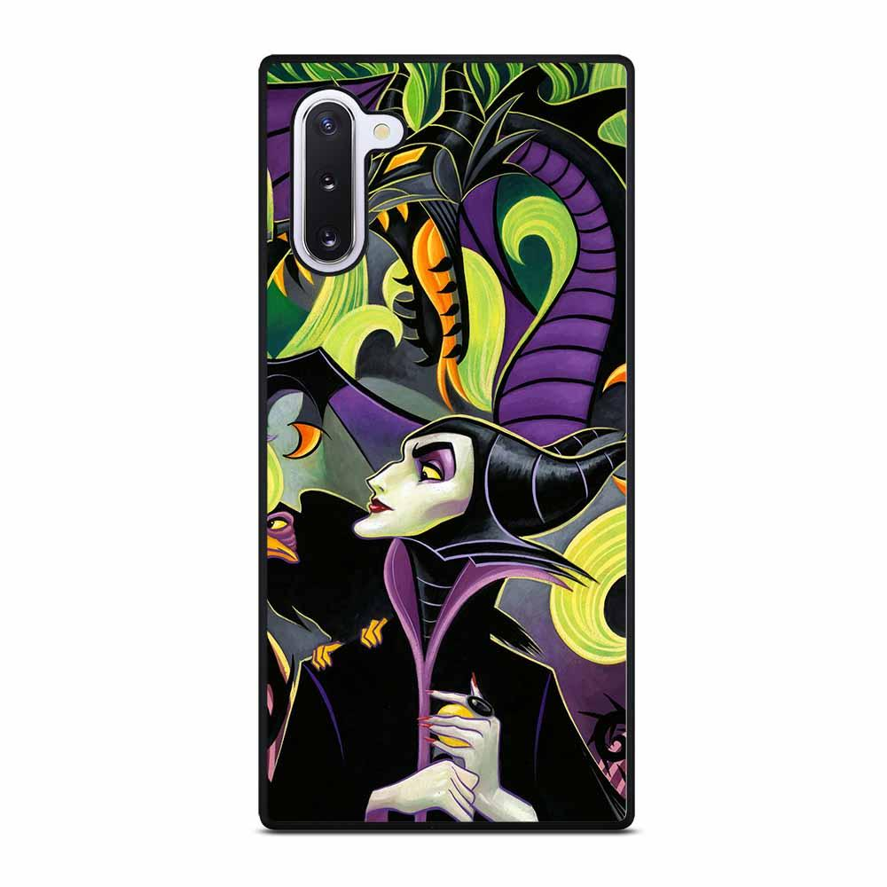 MALEFICENT AND DRAGON Samsung Galaxy Note 10 Case