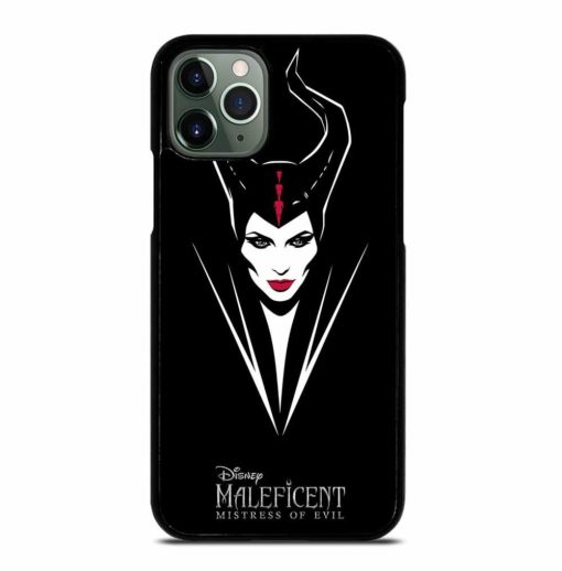 MALEFICENT MISTRESS OF EVIL POSTER iPhone 11 Pro Max Case