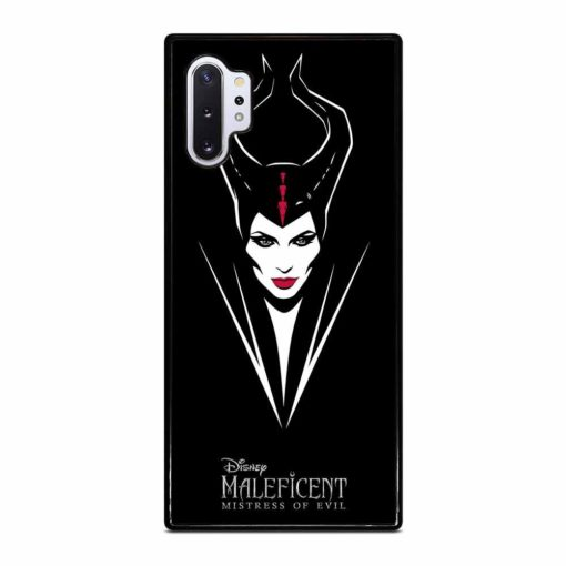 MALEFICENT MISTRESS OF EVIL POSTER Samsung Galaxy Note 10 Plus Case