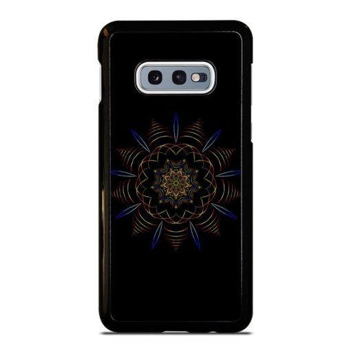 MANDALA PATTERN SYMMETRY Samsung Galaxy S10e Case