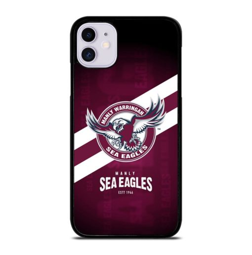 Manly Warringah Sea Eagles iPhone 11 Case
