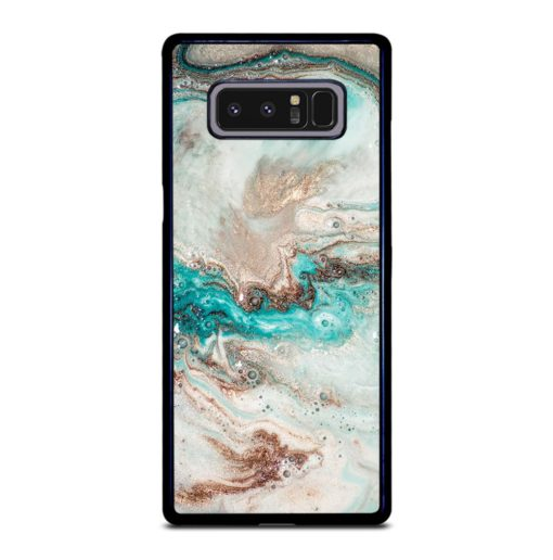MARBLE IRIDESCENT HOLOGRAPHIC Samsung Galaxy Note 8 Case