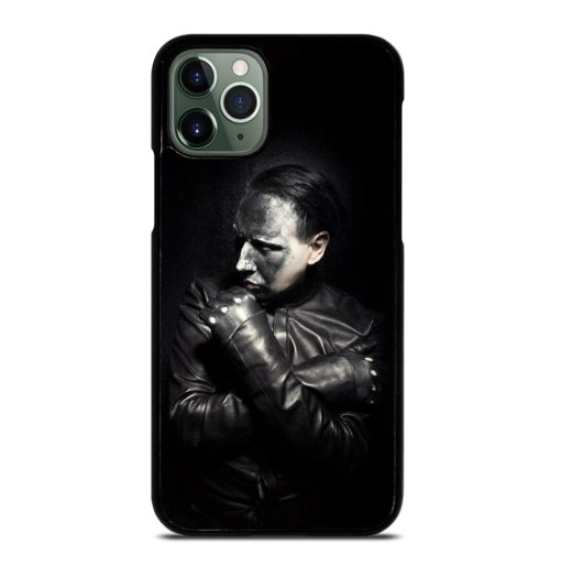Marilyn Manson Poster iPhone 11 Pro Max Case