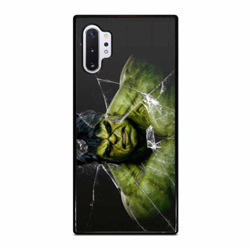 MARVEL HULK BROKEN GLASS Samsung Galaxy Note 10 Plus Case