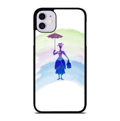 Mary Poppins Style iPhone 11 Case