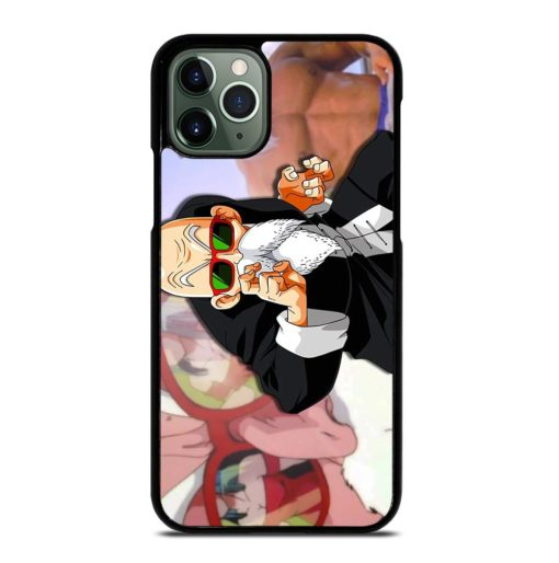 MASTER ROSHI FACTS iPhone 11 Pro Max Case