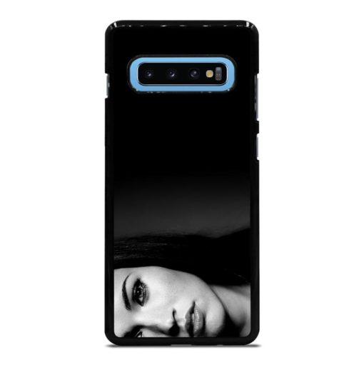 MEGAN FOX MONOCHROME Samsung Galaxy S10 Plus Case