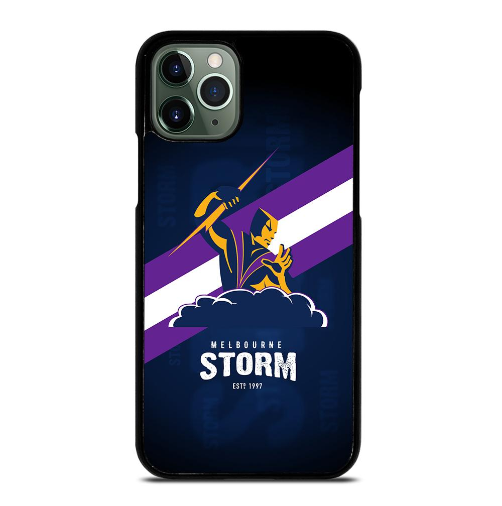 Melbourne Storm iPhone 11 Pro Max Case