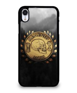Memento Mori iPhone XR Case