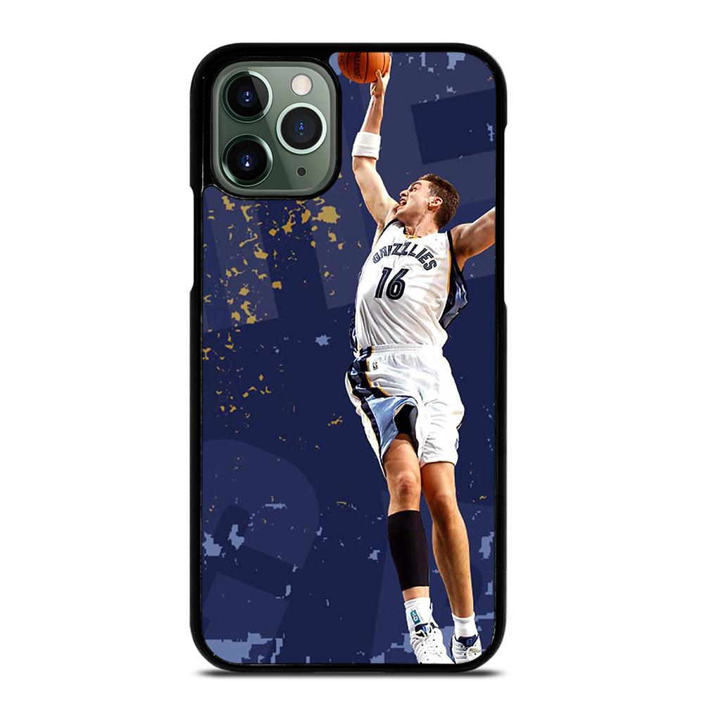 MEMPHIS GRIZZLIES PAUL GASOL iPhone 11 Pro Max Case