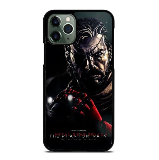 Metal Gear Solid iPhone 11 Pro Max Case