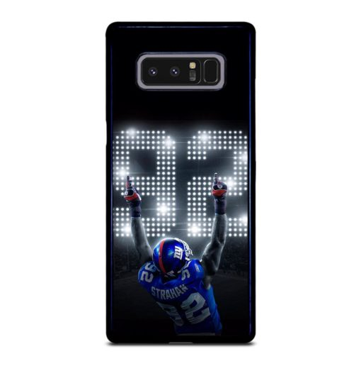 Michael Strahan Football Samsung Galaxy Note 8 Case