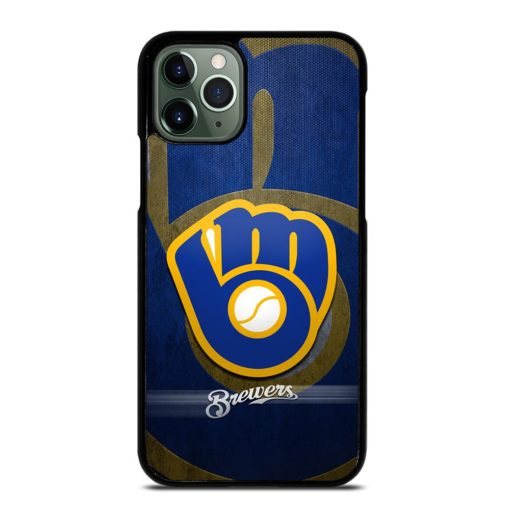 Milwaukee Brewers iPhone 11 Pro Max Case
