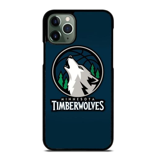 Minnesota Timberwolves Icon iPhone 11 Pro Max Case