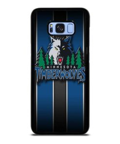 MINNESOTA TIMBERWOLVES SPORTS LOGO Samsung Galaxy S8 Plus Case