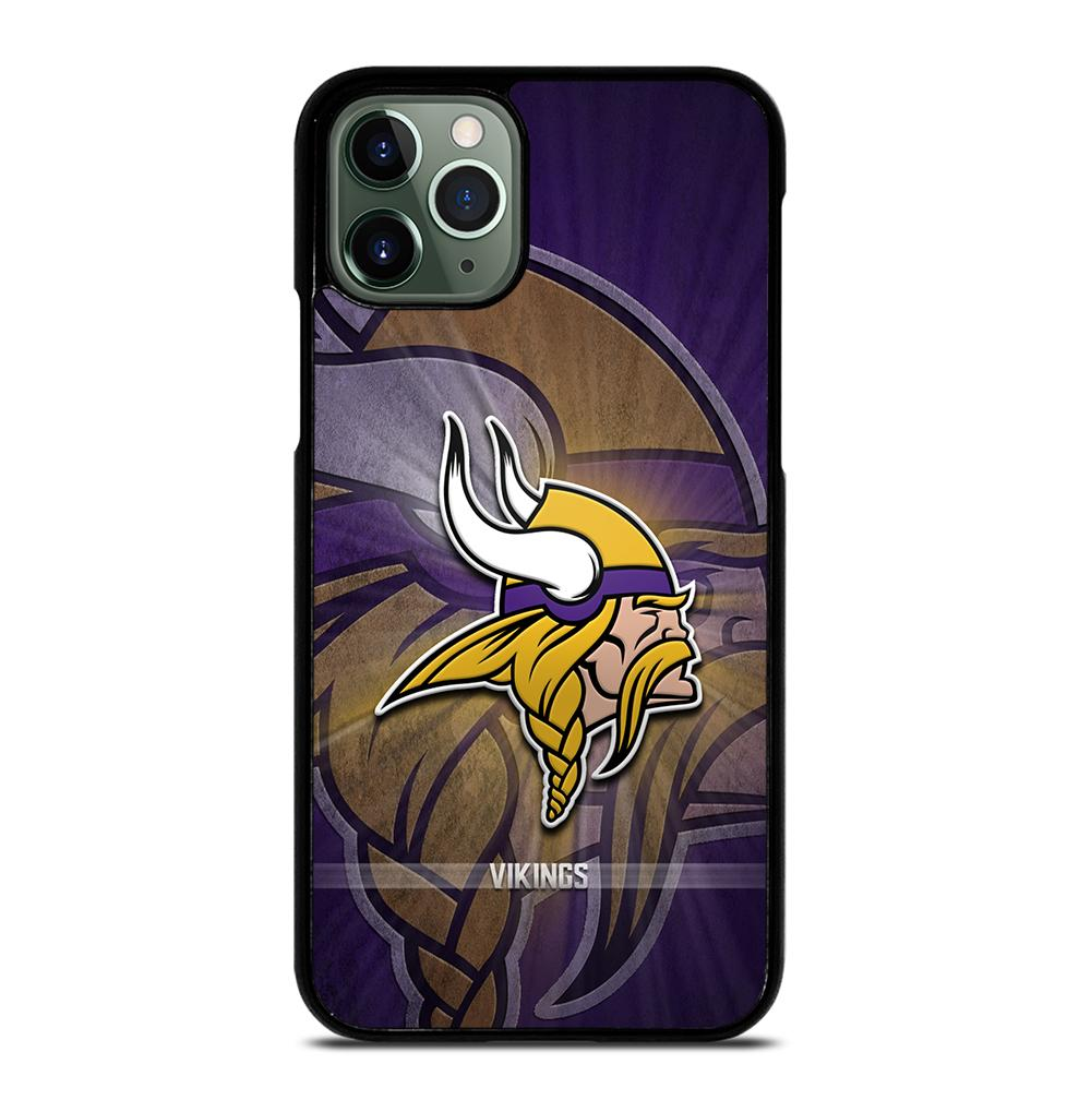 Minnesota Vikings iPhone 11 Pro Max Case