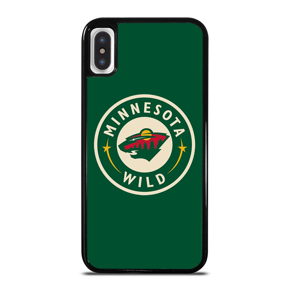 Minnesota Wild iPhone X / XS Case Cover