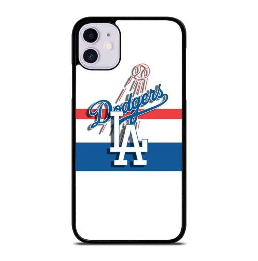 MLB Los Angeles Dodgers iPhone 11 Case