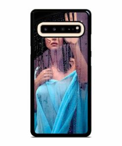 MONICA BELLUCCI PORTRAIT Samsung Galaxy S10 5G Case