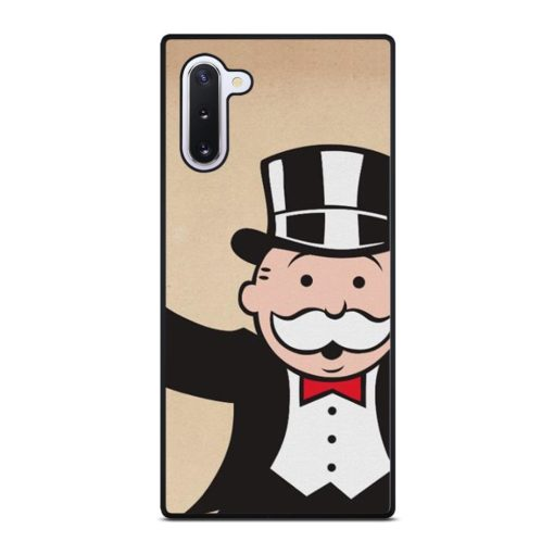 Monopoly Uncle Pennybags With Cane Samsung Galaxy Note 10 Case