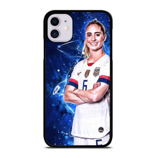 Morgan Brian NWSL iPhone 11 Case
