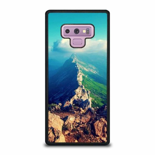MOUNTAIN CLOUDS Samsung Galaxy Note 9 Case
