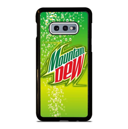 Mountain Dew Samsung Galaxy S10e Case
