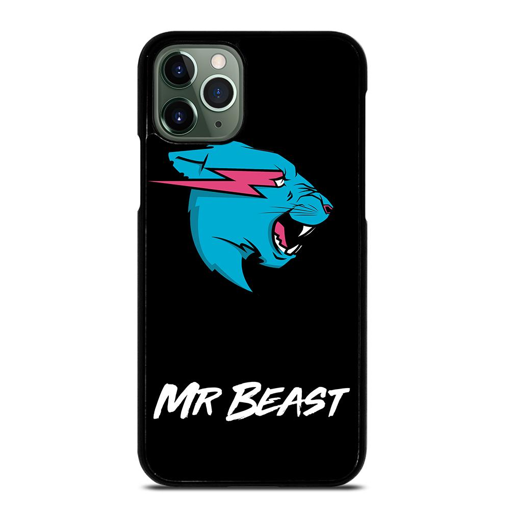 Mr Beast Logo iPhone 11 Pro Max Case