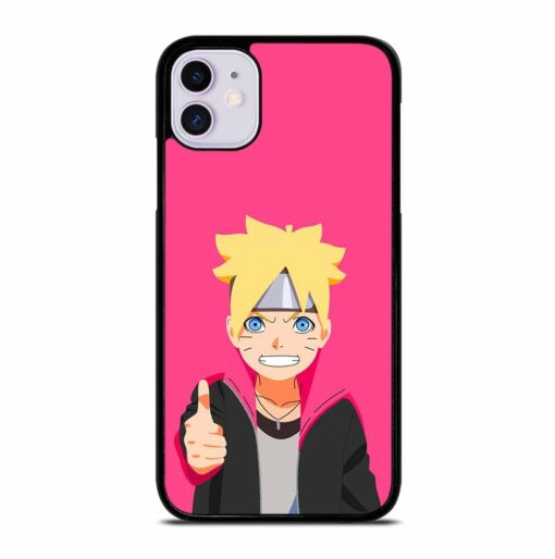 NARUTO THUMBS UP iPhone 11 Case