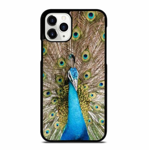 NATURAL PEACOCK iPhone 11 Pro Case