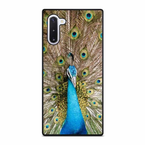 NATURAL PEACOCK Samsung Galaxy Note 10 Case