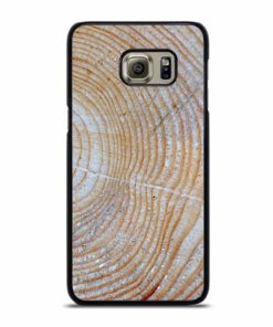 NATURAL REAL WOOD Samsung Galaxy S6 Edge Plus Case
