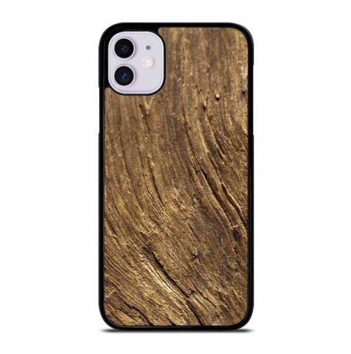 NATURAL WOOD SURFACE iPhone 11 Case Cover