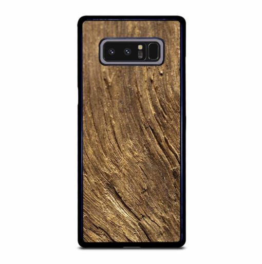 NATURAL WOOD SURFACE Samsung Galaxy Note 8 Case