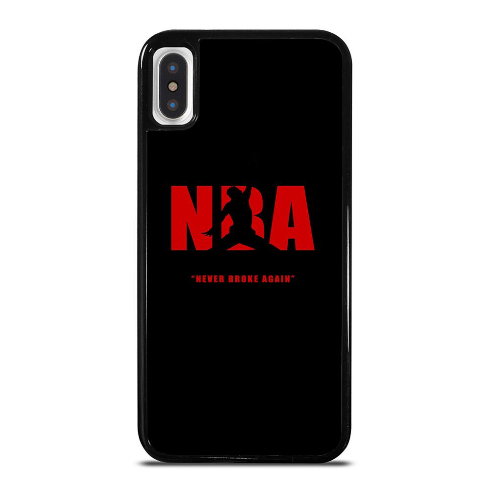 NBA Youngboy Never Broke Again iPhone X / XS Case Cover