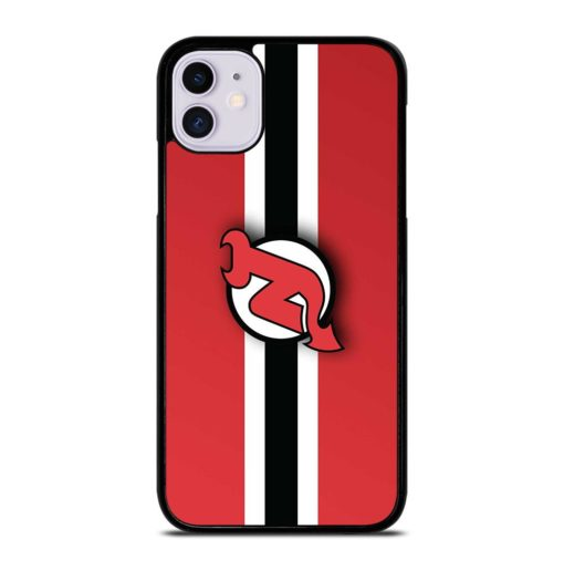 NEW JERSEY DEVILS iPhone 11 Case