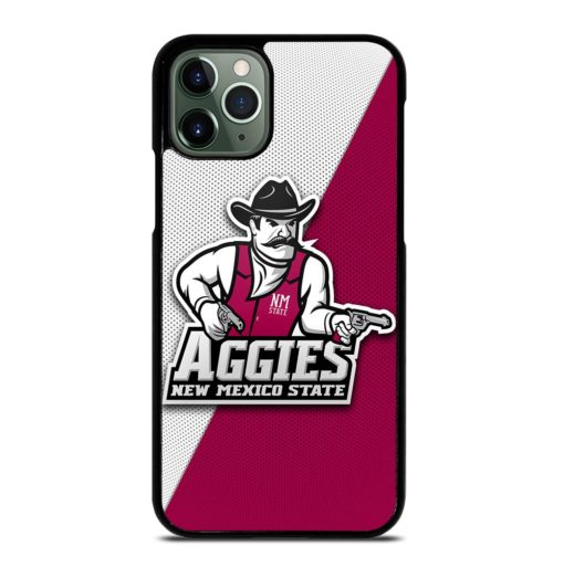 New Mexico State Aggies iPhone 11 Pro Max Case